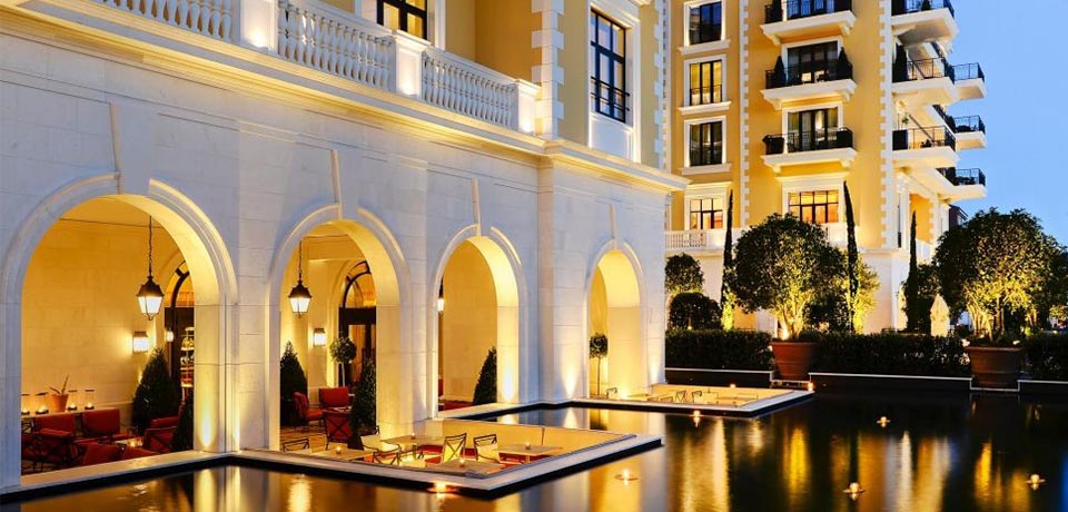 Hotel Regent, Tivat