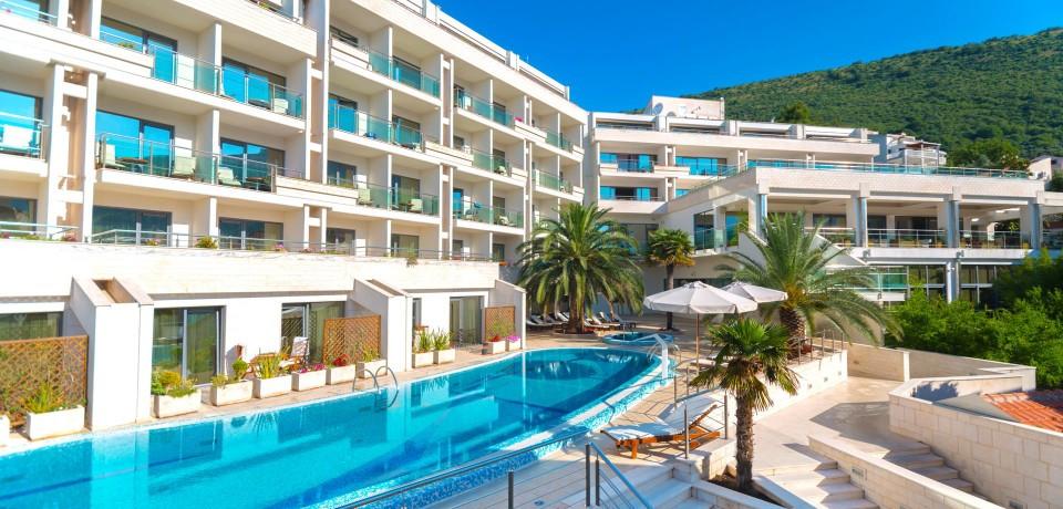 Hotel Monte Casa – Petrovac