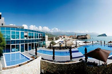 Hotel Avala, Budva
