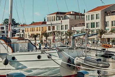 Porto Novi resort